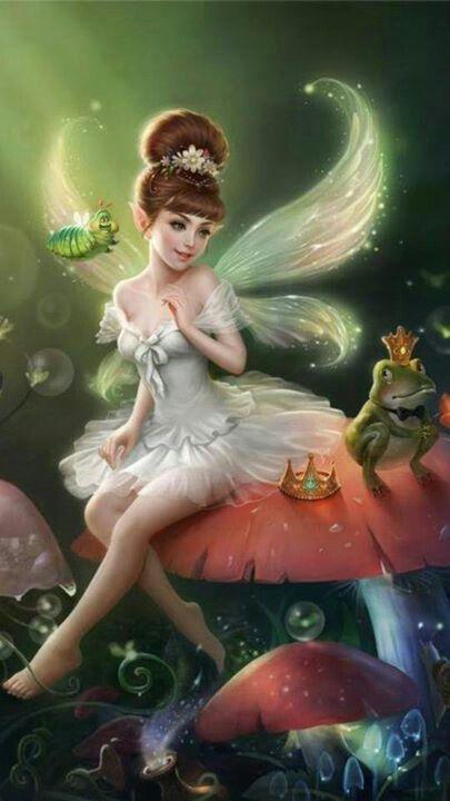 A sweet fairy ♥