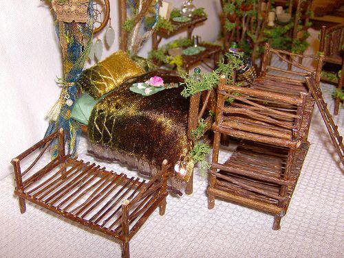 Fairy beds fairy gardens pinterest for Fairytale beds