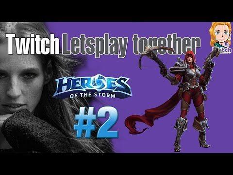 Heroes of the Storm: Schnellsuche Spiel * #Valla * mit TS (einseitig) #Hots on #Twitch [DE] - YouTube