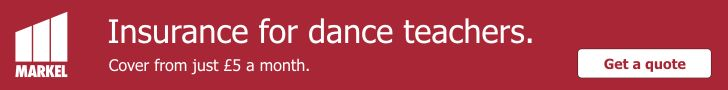 Dance space guidelines...