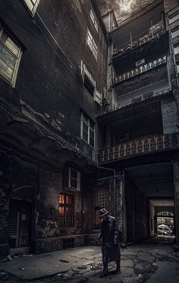 Urbanscape Photography by Bojan Dzodan