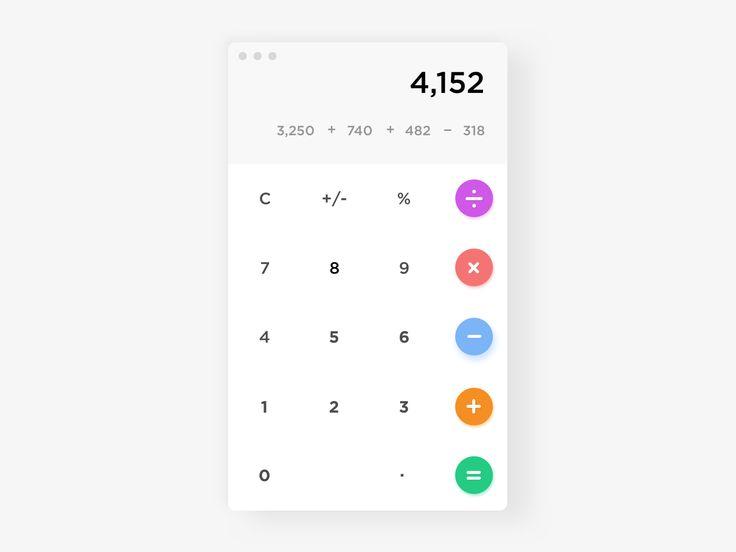 Calculator 2x
