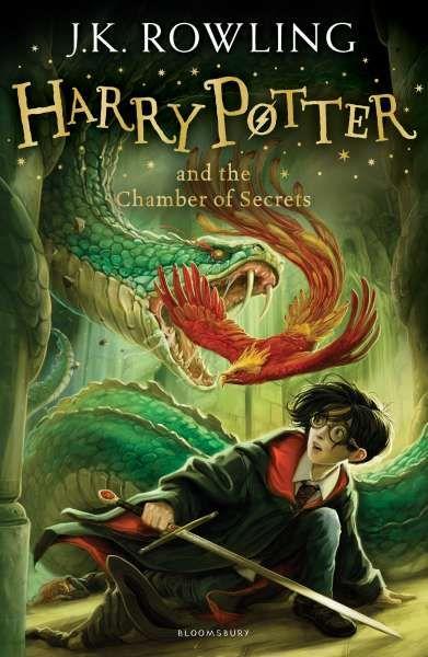 Harry Potter y la Camara Secreta por Jonny Duddle