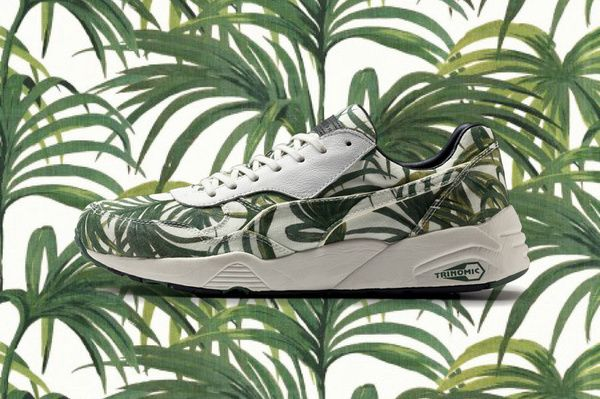 "House of Hackney x PUMA R698 Evo ""Midnight Garden & Palm"""