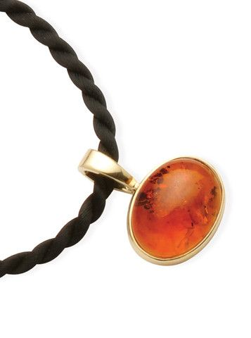 Oval Amber Enhancer – REGENCY JEWELLERS