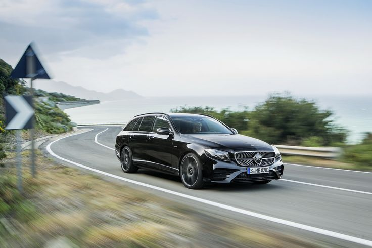Full pricing and range details of the new E-Class Estate were announced today, with Mercedes UK opening the order books