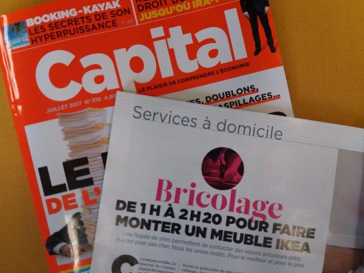 Frizbiz, numėro 1 des sites de services entre particuliers dans la catégorie #bricolage #grandgagnant #numero1 #jobbing #france