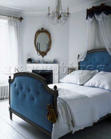 Georgian style home in Bath, England by owner & decorator Jane Baigent. image via The English Home