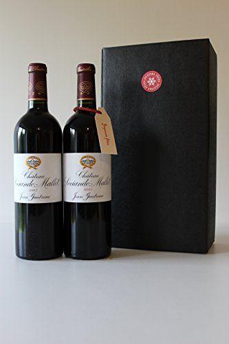 Coffret Noël 2 bouteilles Ch. Sociando Mallet 2007 Haut Médoc: Sociando Mallet Haut Médoc Cet article Coffret Noël 2 bouteilles Ch.…