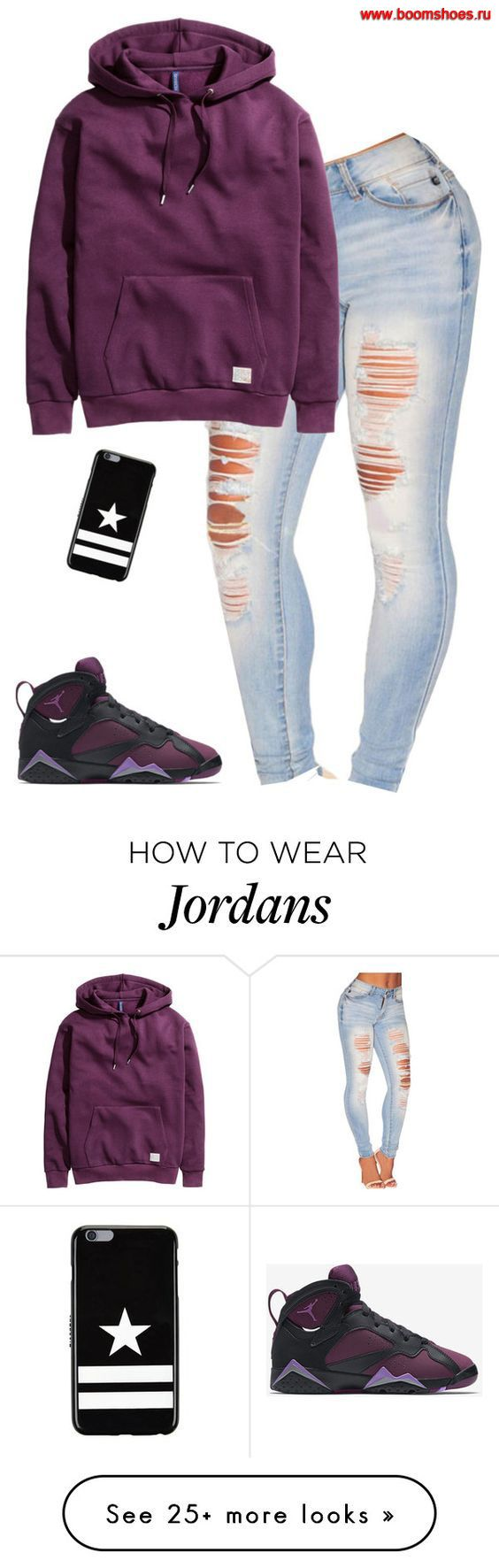How to wear Jordan