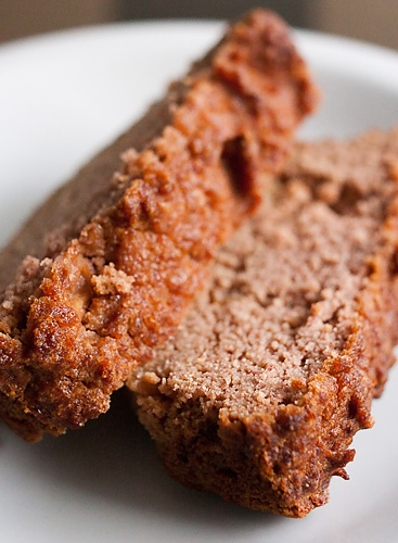 Candice's Low Carb Cinnamon Apple Loaf