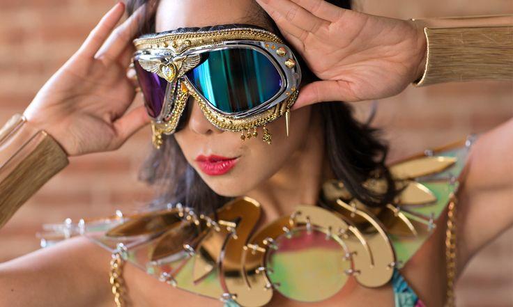11 Burning Man Outfit Ideas. - Dujour