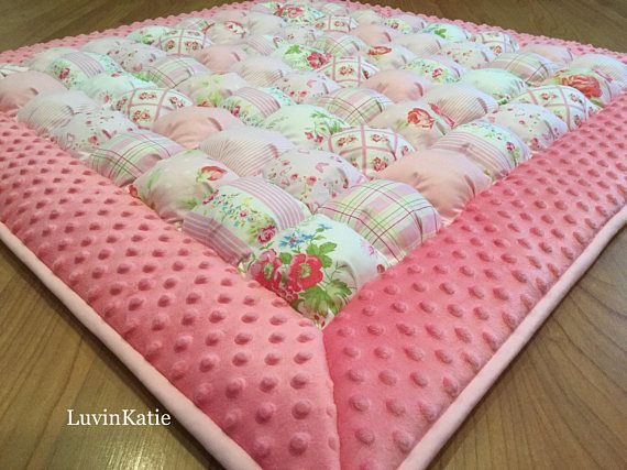 Bubble Quilt Bubble Blanket Puff Quilt Baby Floor Mat