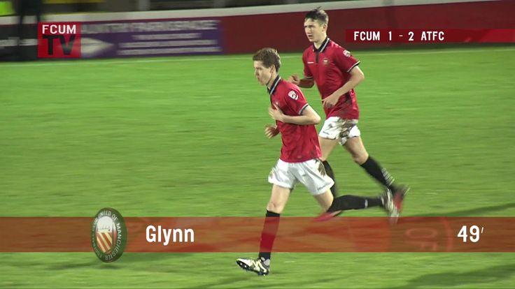 FCUM vs Alfreton Town FC - Goals - 14/11/17