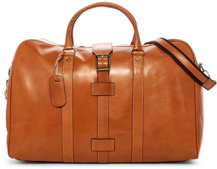 1bcaea3ed2 Persaman New York Santino Italian Leather Duffel Bag  affiliatelink ...