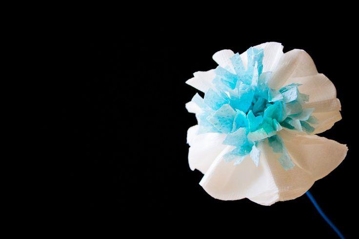 Бумажные цветы своими руками. Paper flowers