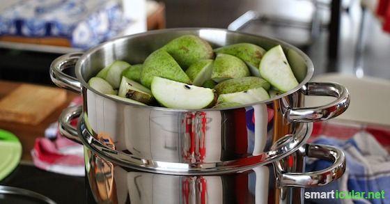 Bald beginnt das Einkochen. So findest du preiswerte Flaschen für deinen Saft!