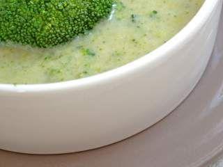 Supa-crema de broccoli