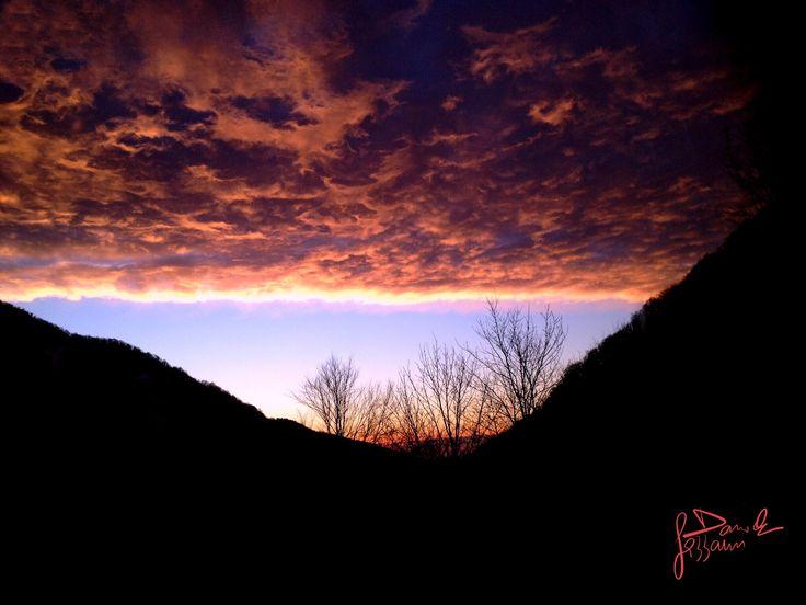 Mare di nuvole...