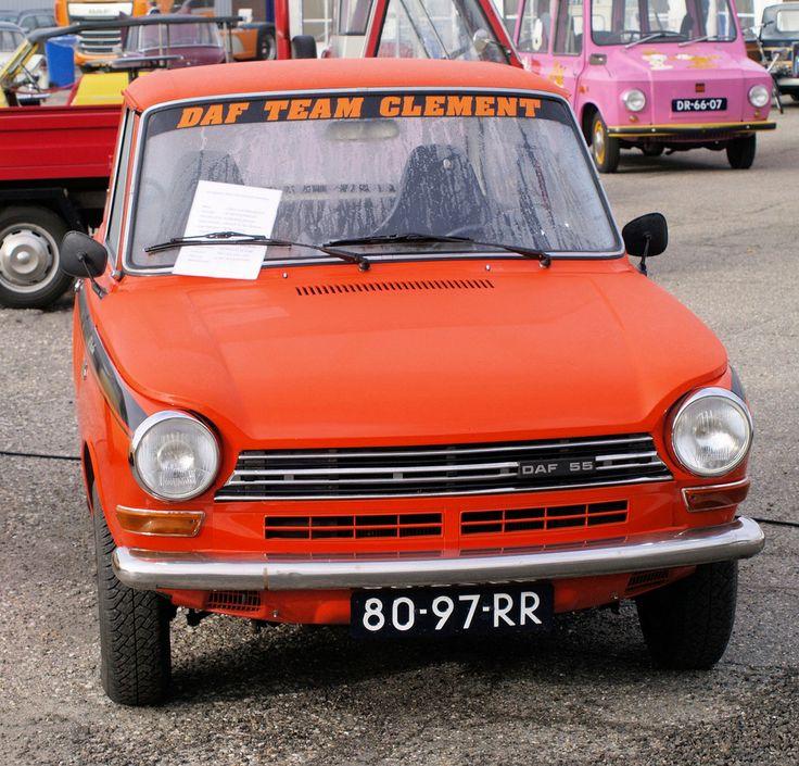 1971 - DAF 55 Sedan