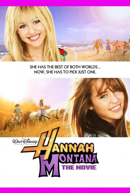 Hannah Montana The Movie even though im not a fan bc i cant stand her this was a pretty good movie :)