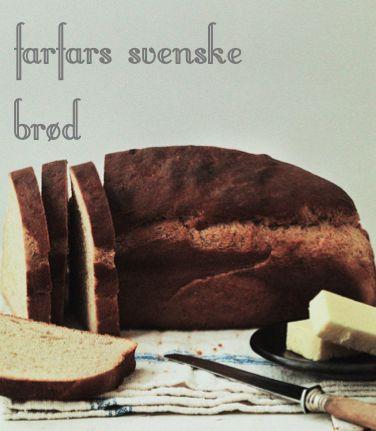 """""""For en del år siden, da jeg lige var flyttet til København solgte Irma et fantastisk sødt mørkt franskbrød. Jeg husker det som farfars svenske brød, og mindes brødets tætte krumme og den lækre sødme, som klædte et tyndt lag smør, en skive ost og en kop eftermiddagste rigtig godt...[læs mere]"""""""