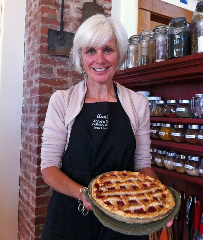 Annie's Table #Culinary Studio is the perfect spot to enjoy a #cooking class on #PEI. http://www.upmagazine.com/story/article/tuck-literary-nibbles-prince-edward-island-annies-table