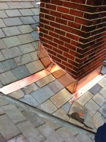 George Parsons Roofing Is The Place To Go If You Are Looking For Custom  Copper Work