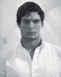 Christopher Reeves~ He will always be Superman, to me.