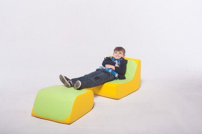 Волшебный чемодан, из которого по вашему желанию моментально появится лежак, диван, пуфик или столик.
