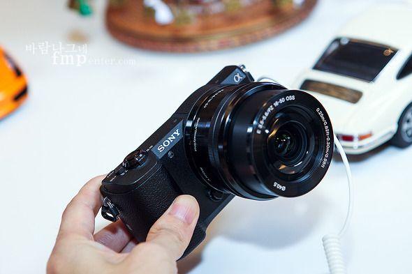 소니 미러리스 A5100 발표, 한층 더 발전한 만능 미러리스