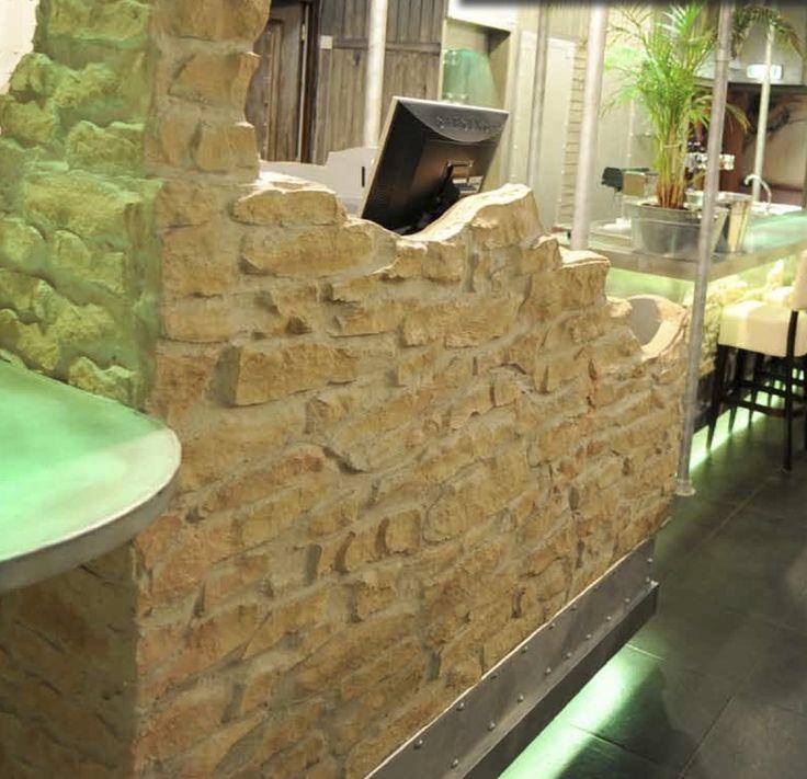27 best images about panelpiedra classic on pinterest - Panel piedra interior ...