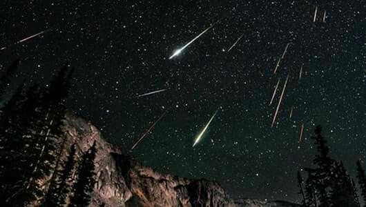 Spadające gwiazdy. POLAND