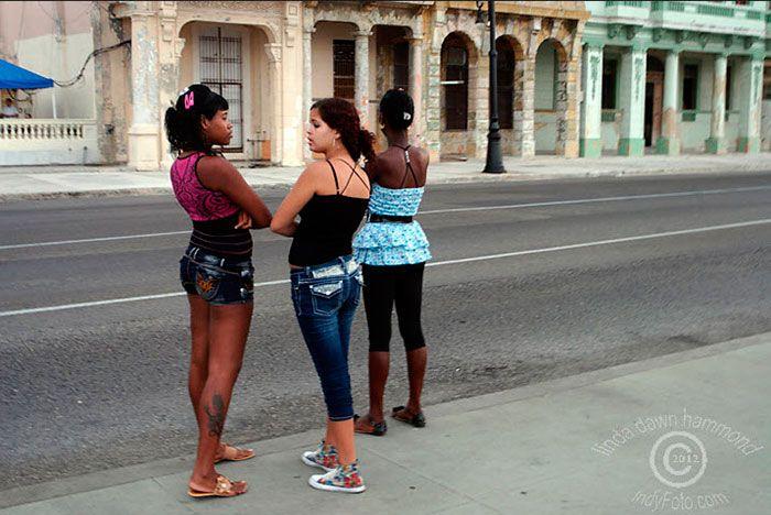 Jineteras y sida - Conexión Cubana