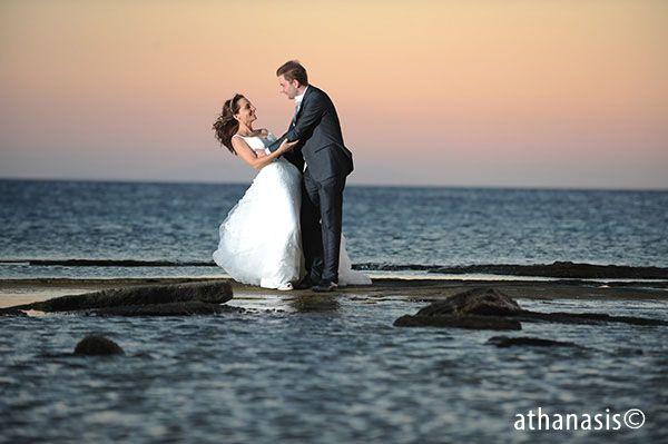 φωτογραφία γάμου, φωτογραφία γάμου θάλασσα