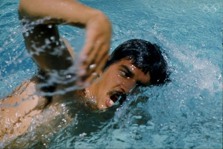 Mark Spitz - Swimming, 1972 Munich, Germany