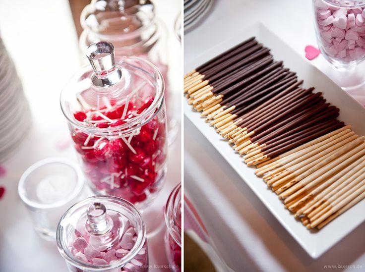 Coole Candybar-Idee