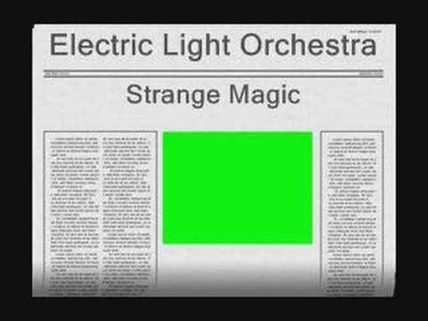 Electric Light Orchestra - Strange Magic