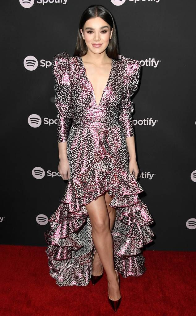 Hailee Steinfeld from 2019 Grammys: Party