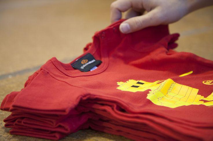 Baby T-Shirt, Lego Kiwi Wee Tee. Cute New Zealand kids t-shirts at Global Culture