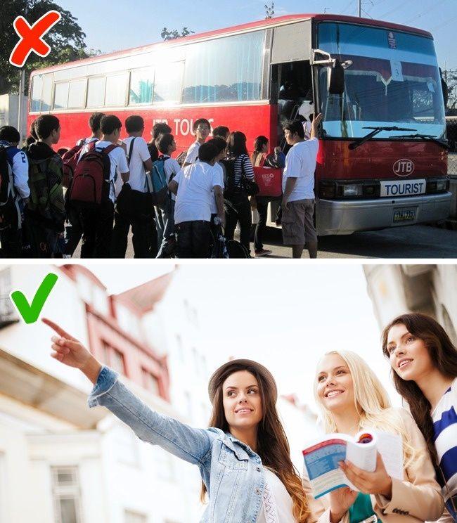 10обидных ошибок, которые совершают почти все путешественники