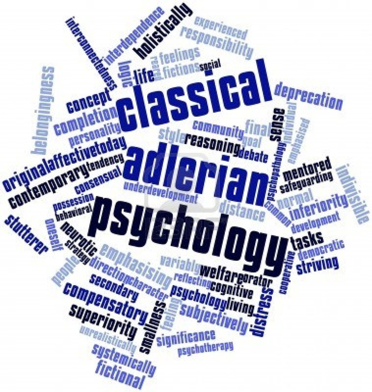 adlerian psychology and age pdf