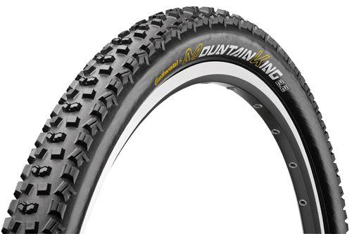 Continental Mountain King II XC MTB Bike Tyre Rigid 26 x 2.4