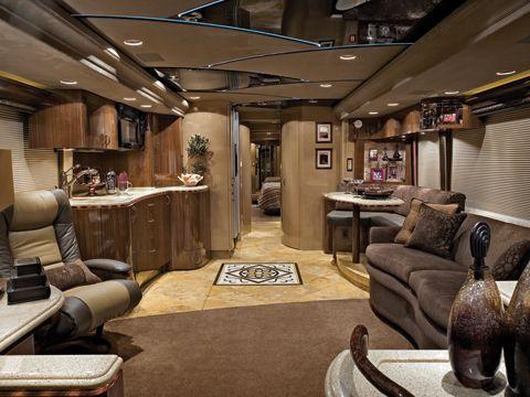 Marathon Coach Luxury Prevost Bus Conversion Roadzies