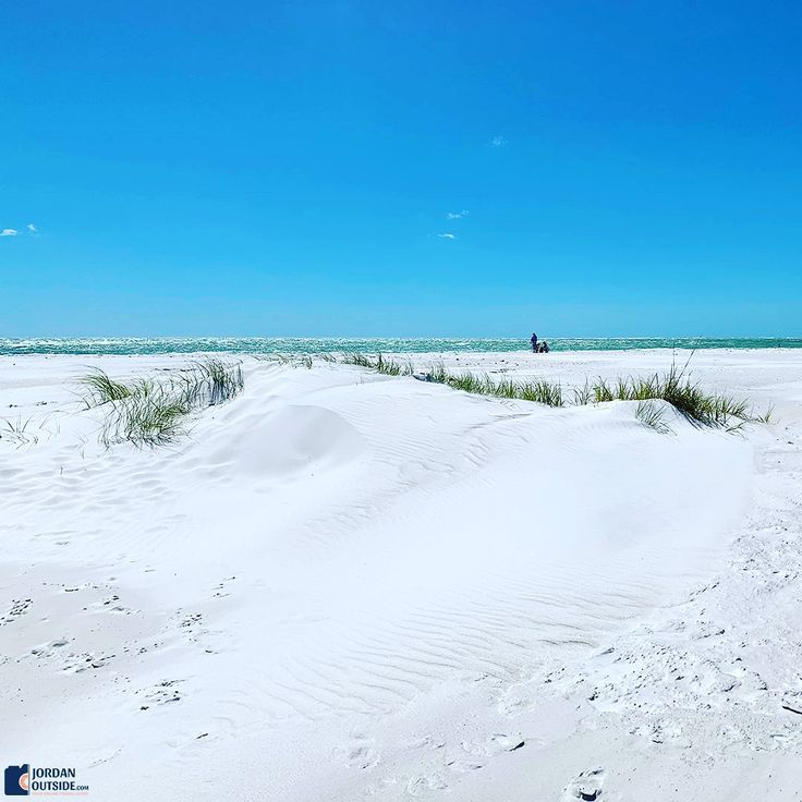 Anna Maria Island Beach: Soft Sand, Blue Skies, And The Ocean. Love The Beaches On