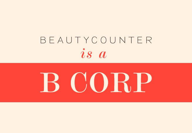 A company that believes in business as a tool for positive change!!  www.wendyw.beautycounter.com