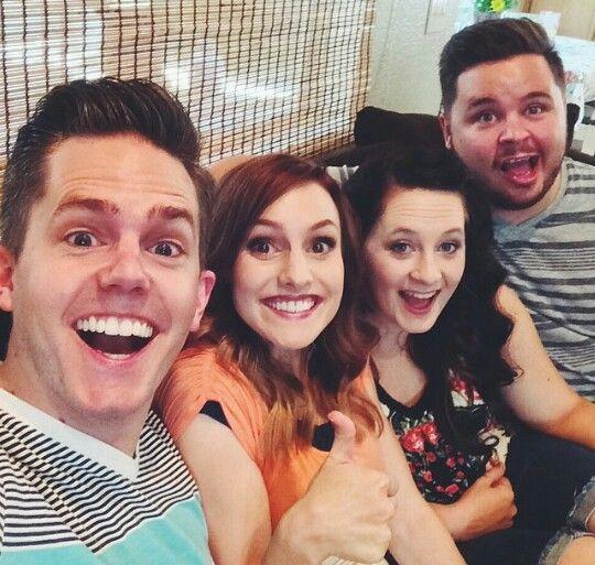 Jared, Ellie, Missy, Bryan