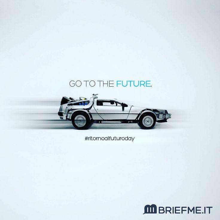BriefMe | Ads  Non aspettare Doc e Marty a bordo della loro #DeLorean, porta la tua azienda verso il futuro con www.briefme.it. Ritorno al futuro day #RitornoAlFuturoDay #briefmeit #backtothefuture #marketing #ads #pubblicità #creative #copywriting #future #ritornoalfuturo