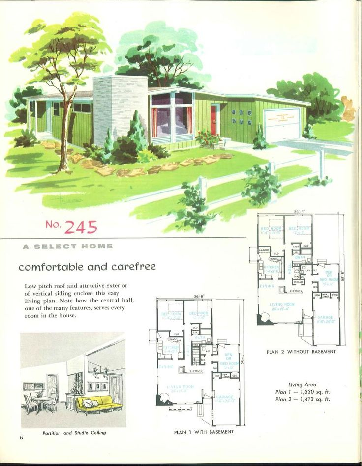 Select homes house designs