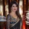 Priyanka Chopra puts a desi spin on the season's most seductive micro-trend. Lace sleeves.